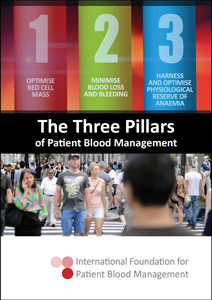 The Three Pillars of Patient Blood Management