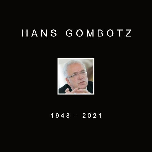 汉斯·贡博茨讣告