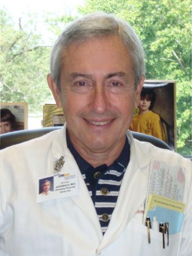 迈克尔·奥尔巴赫博士