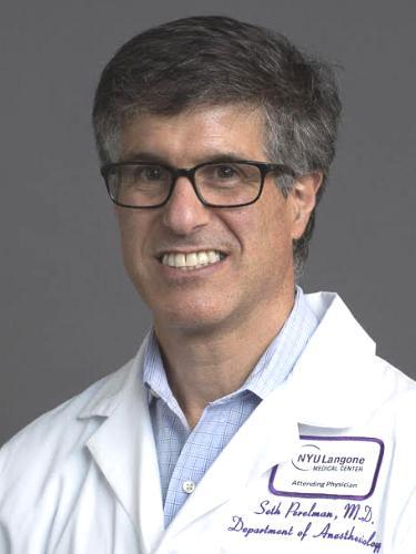 塞思·佩雷尔曼博士