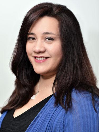 注册护士Sherri Ozawa